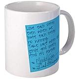 Grey's Anatomy Post-It Note Mug
