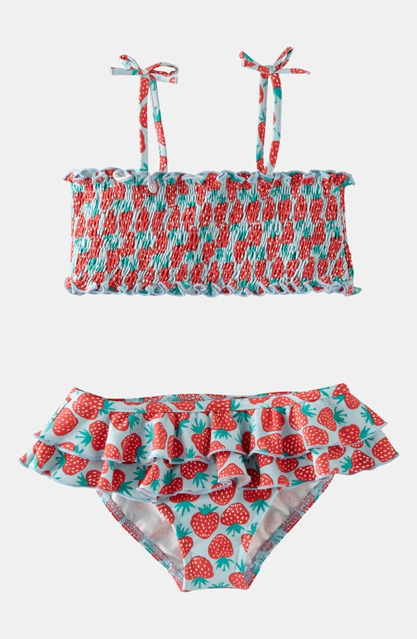 Mini Boden Two-Piece Swimsuit