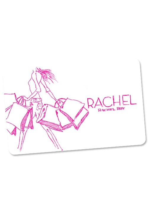 Rachel Roy Gift Cards ($25 to $500)
