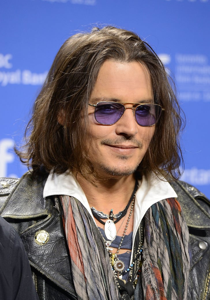 Johnny Depp  Celebrity Quotes About Losing Virginity -8227