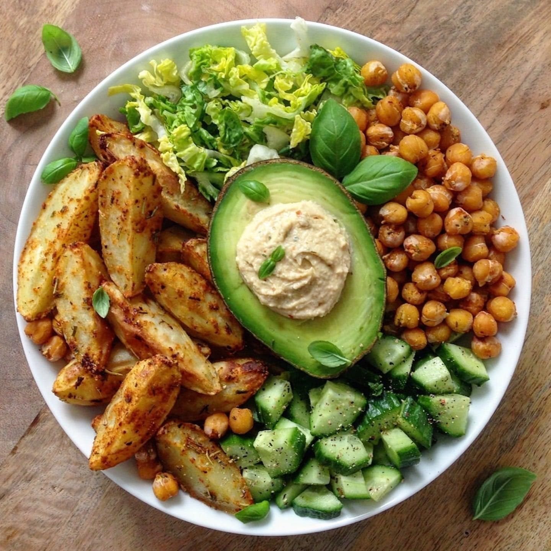 Plant Based Bowl Meal Prep Ideas Popsugar Fitness