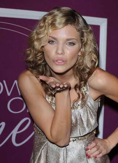 Annalynne McCord attends the 1st Annual Power of Women luncheon