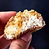 Warm Walnut Goat Cheese Bites