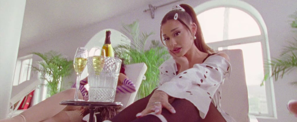 "Shop the Lingerie in Ariana Grande's ""34+35"" Remix Video"