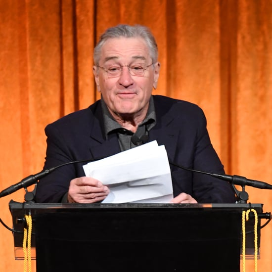 Robert De Niro Comments About Donald Trump January 2018