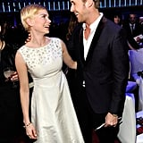 The electric current that was clearly running between Ryan Gosling and Michelle Williams in 2011.