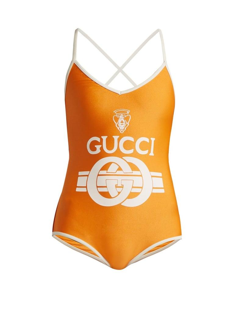 6cd7718a7 Gucci Bathing Suits 2018   POPSUGAR Fashion