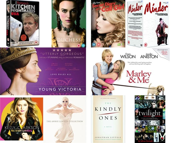 PopSugarUK's March Must Haves of DVDs, Films, Books and CDs