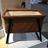 Ohh, Baby Home's Dream Premium is a $1,200 leather version of its popular Dream bassinet.