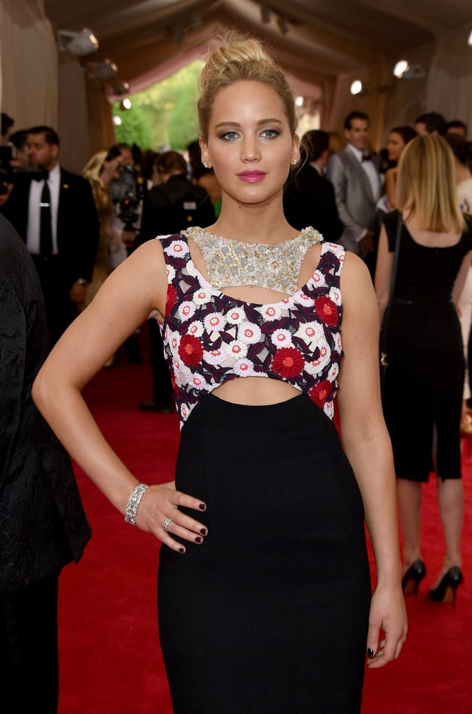 Jennifer Lawrence's Met Gala Dress Might Be Her Sexiest Ever