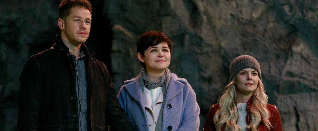 Who Is Leaving Once Upon a Time?