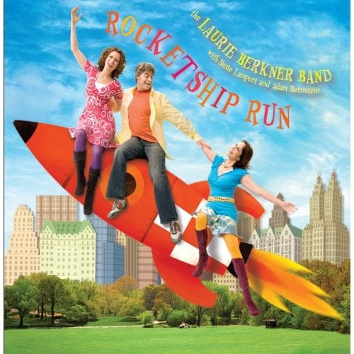 Texts and Tunes:  Laurie Berkner Band's Rocketship Run