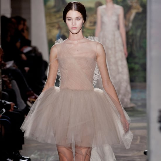 Valentino Haute Couture Fashion Week Spring 2014