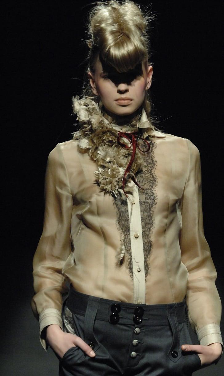 Japan Fashion Week: Motonari Ono Fall 2009