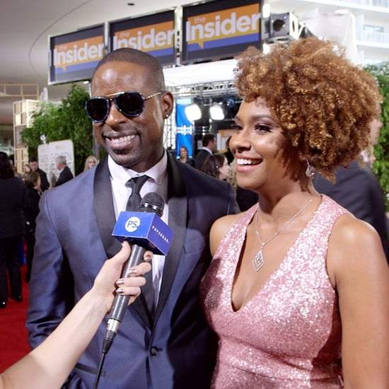 Sterling K. Brown on This Is Us at the Golden Globes 2017