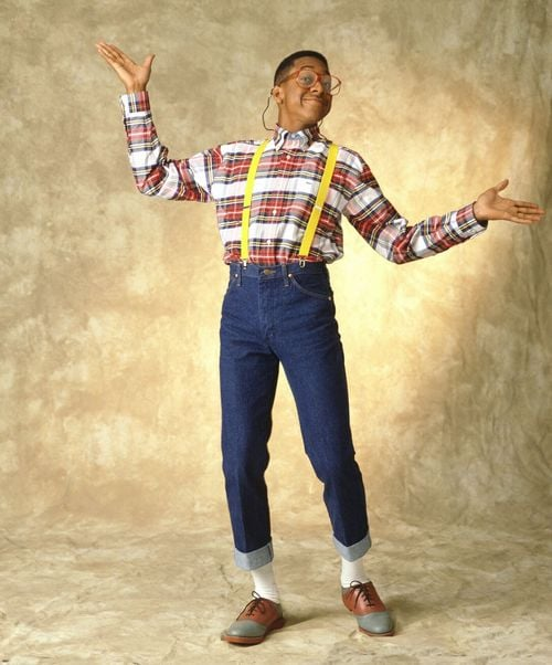 Steve Urkel From Family Matters