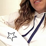 My favorite detail has to be the thin, etched star on the right sleeve of the hoodie, which matches the drawstring pull.