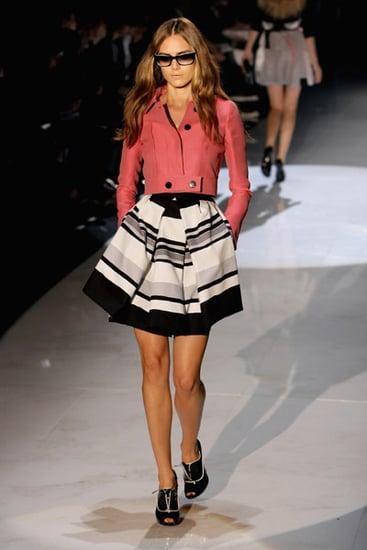 Milan Fashion Week, Spring 2008: Gucci