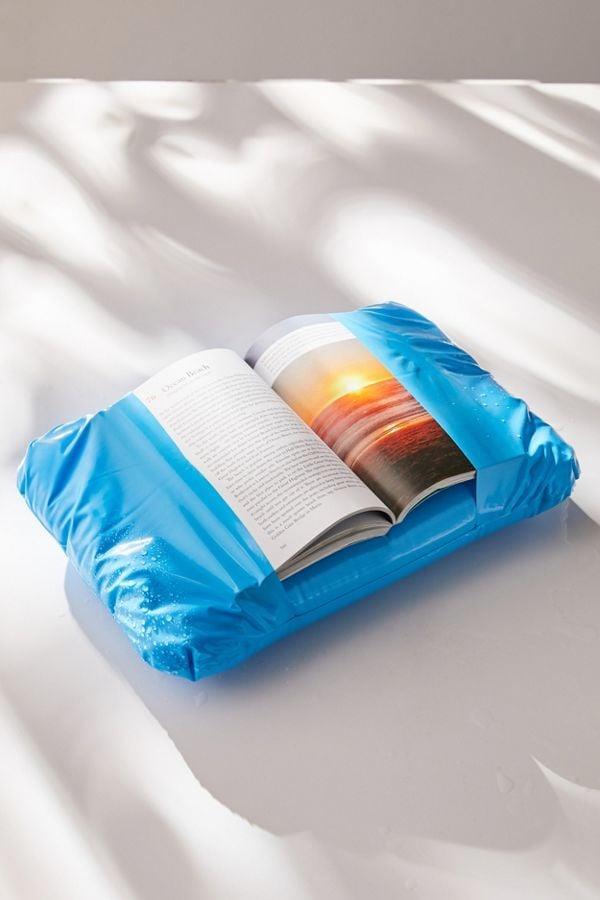 Inflatable Book Jacket