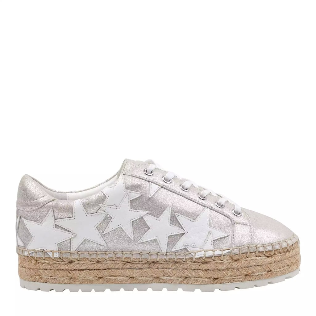 Go Easy in Statement Sneakers