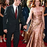 Eric McCormack and Debra Messing; 2003 Emmys