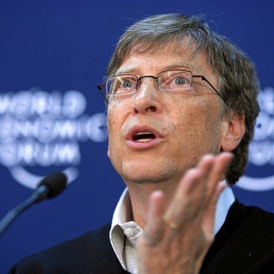 Bill Gates Thanks Sheikh Mo