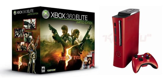 Daily Tech: Microsoft Confirms Limited-Edition Red Xbox 360