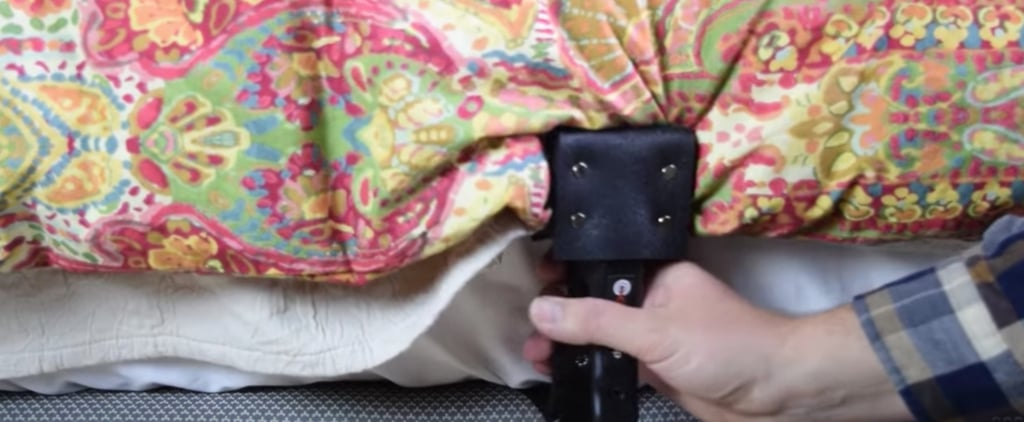 """This """"Cover Clamp"""" Is the BEST Invention For Anyone With a Blanket-Hogging Partner"""