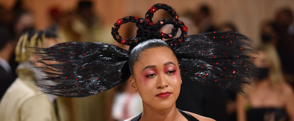 Hair Structures Were Everywhere at the 2021 Met Gala