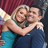 Kelly Ripa and Mark Consuelos: 22 Years