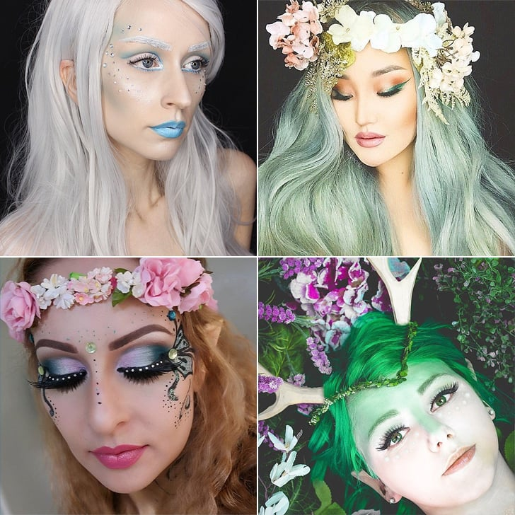 fairy costume makeup ideas