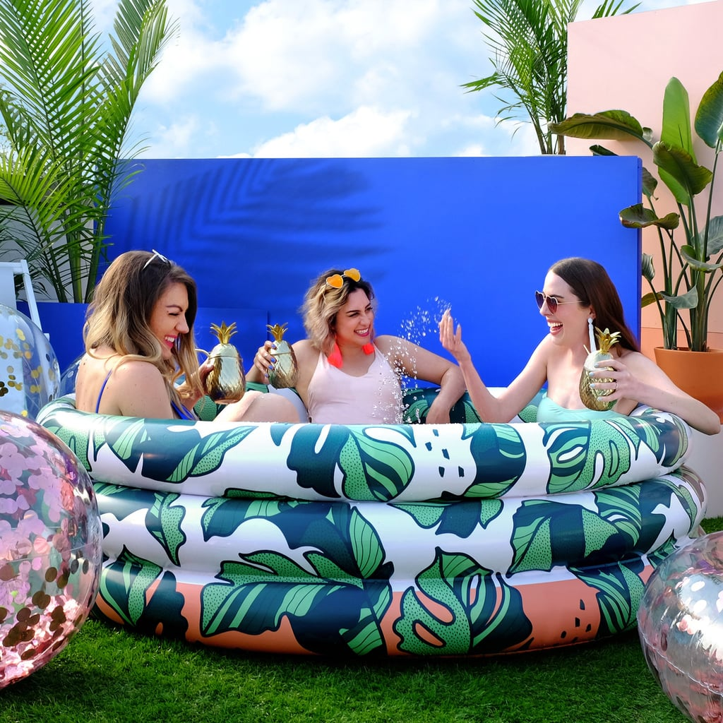 That's Banana(Leave)s Luxe Inflatable Pool