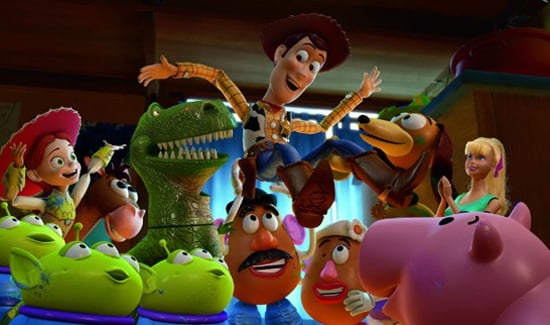 Toy Story 3 Tops the Box Office, Breaks Record for Pixar Movies