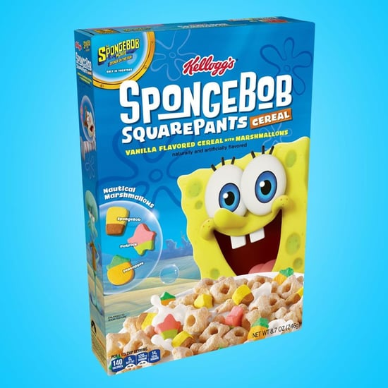 Kellogg's Spongebob Marshmallow Cereal Is Coming Back