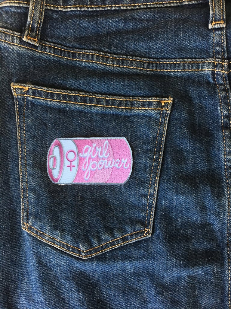 """Girl Power"" Patch"