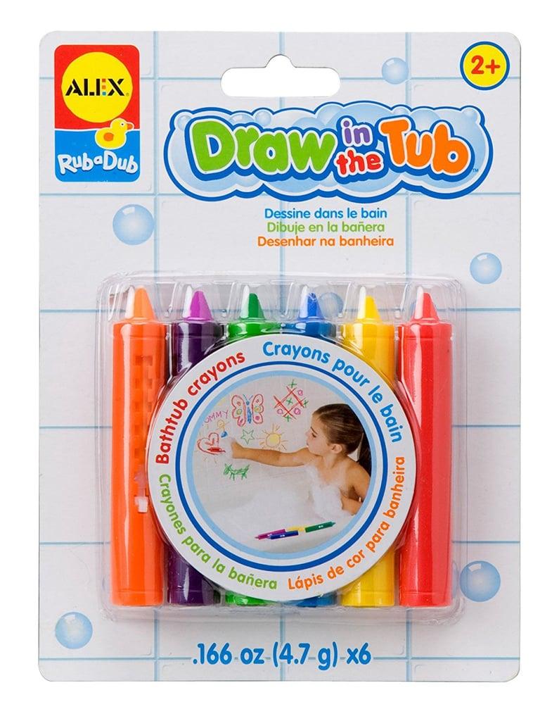 Alex Toys Rub a Dub Draw in the Tub Crayons | Best Christmas Toys ...