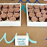 Chocolate Milk Shots