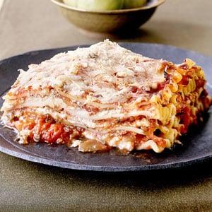 Tomato Ricotta Lasagna