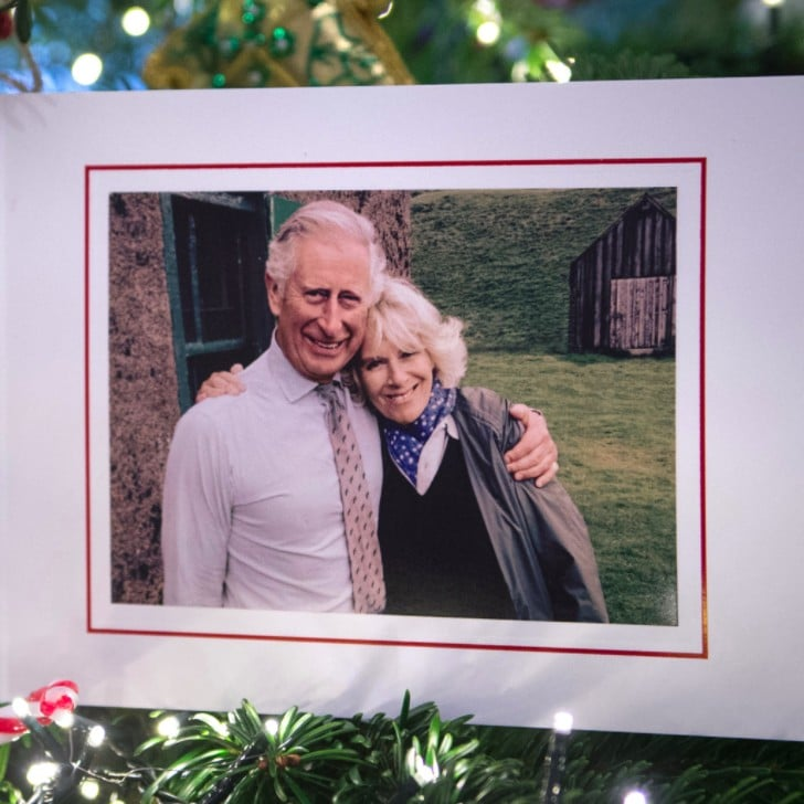 Royal Family Christmas Cards Through The Years | POPSUGAR Middle ...