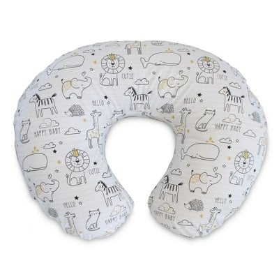 Boppy Notebook Nursing Pillow and Positioner