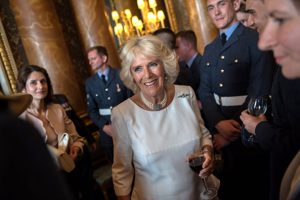 Camilla Parker Bowles Pictures From Over the Years