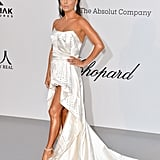 Eva Longoria at the amfAR Cannes Gala