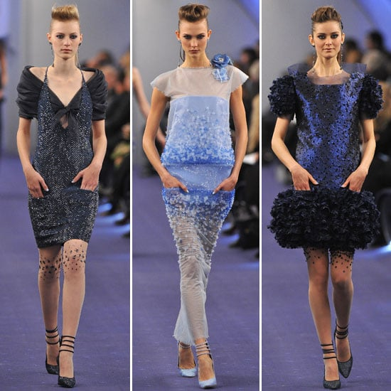 Review and Pictures of the Chanel Runway Show at 2012 Paris Haute Couture Fashion Week