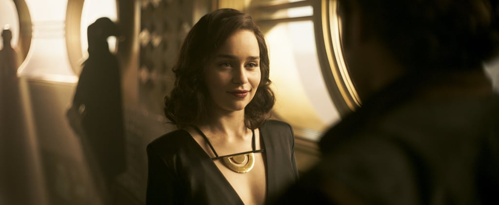 Who Plays Qi'ra in Solo: A Star Wars Story?
