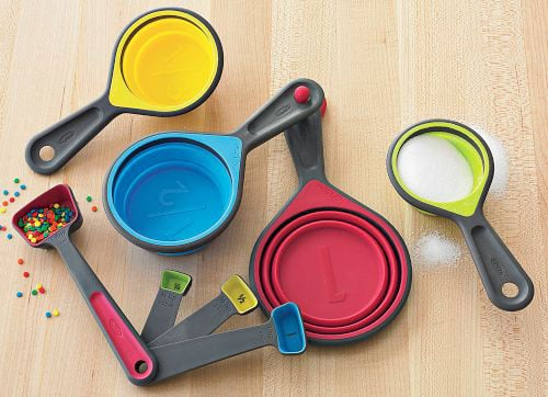 Healthy Eating Tip: Use Measuring Cups Every Time