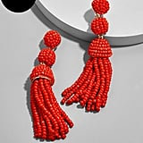 BaubleBar Mini Granita Tassel Earrings