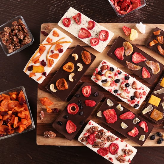 Gourmet Fruit and Nut Chocolate Bars | Video