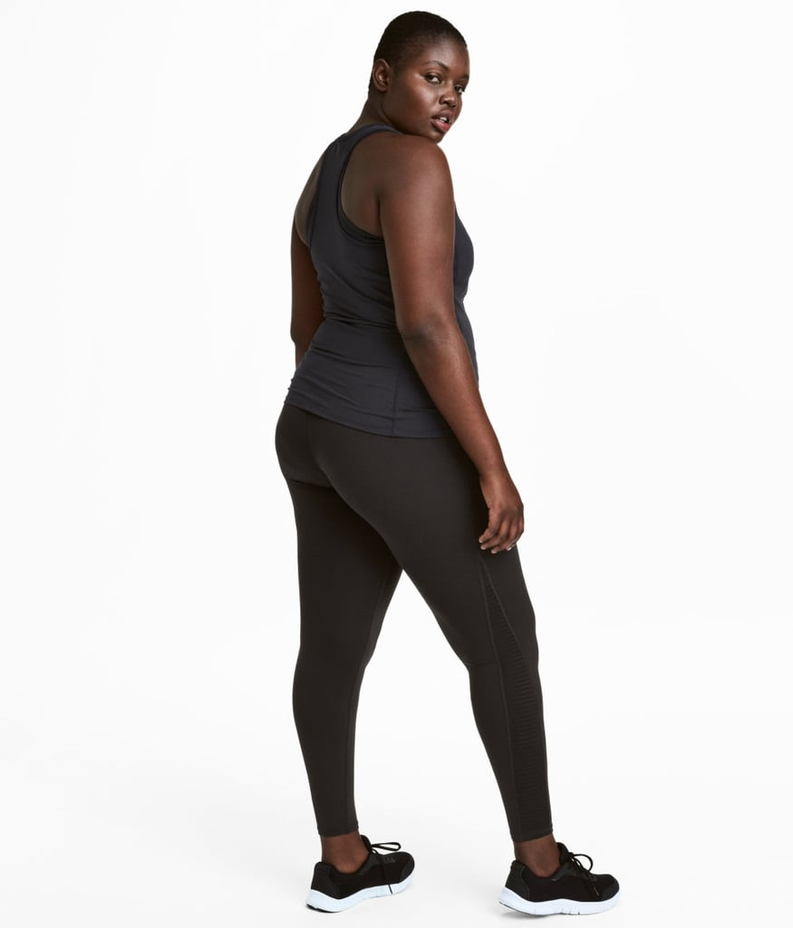 H&M Shaping Yoga Tights