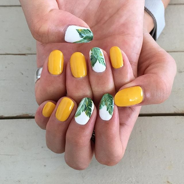 Summer Nail Art Is the Best Way to Celebrate the Warm Weather - Summer Nail Art 2016 POPSUGAR Beauty