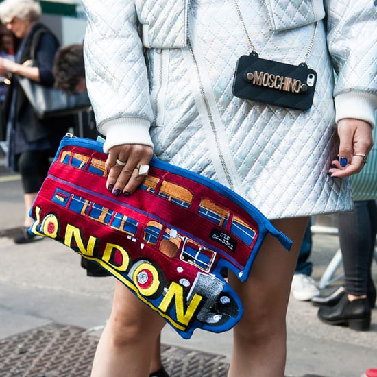 London Fashion Week Street Style SS 2016
